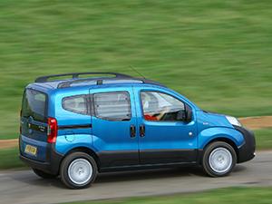 Peugeot Bipper 5 дв. минивэн Tepee (A)