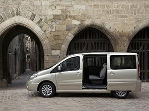 Peugeot Expert 5 дв. минивэн Tepee (X)
