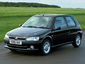 Технические характеристики Peugeot 106