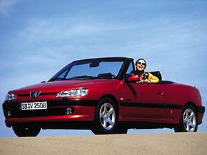 Технические характеристики Peugeot 306 1.6 1999-2003 г.