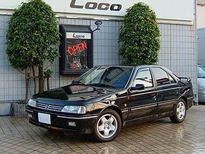 405 с 1987 по 1992