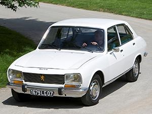 Технические характеристики Peugeot 504 2.1 D 1977-1982 г.