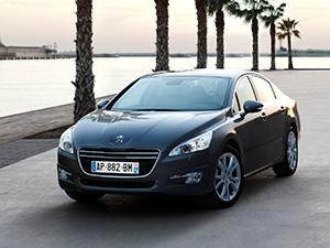 Технические характеристики Peugeot 508