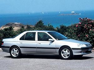 Технические характеристики Peugeot 605 DT 1990-1994 г.