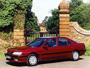 Технические характеристики Peugeot 605