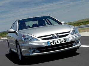 Технические характеристики Peugeot 607