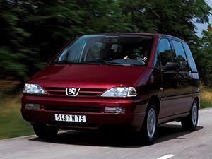 Технические характеристики Peugeot 806
