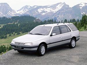 Break с 1992 по 1996