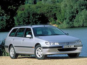 Технические характеристики Peugeot 406 1.9 dt 1996-1999 г.