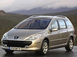 Технические характеристики Peugeot 307 1.6 HDi 16V 2005-2009 г.