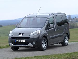 Технические характеристики Peugeot Partner