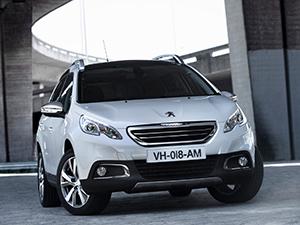 Технические характеристики Peugeot 2008