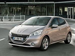Технические характеристики Peugeot 208