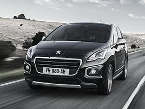 Технические характеристики Peugeot 3008