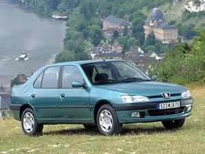 Технические характеристики Peugeot 306