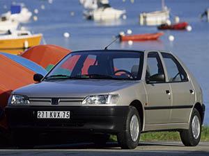 306 с 1993 по 1997