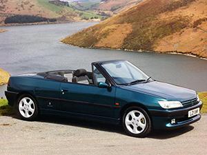 Cabriolet с 1994 по 1997