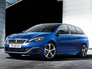 Технические характеристики Peugeot 308
