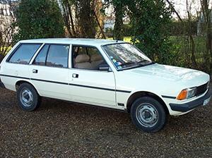 Технические характеристики Peugeot 305 Break 1979-1982 г.