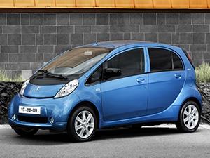 Технические характеристики Peugeot Ion