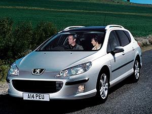 Технические характеристики Peugeot 407 2.0 HDiF 16V 2004-2008 г.