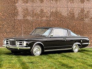 Plymouth Barracuda 2 дв. купе Barracuda