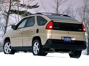 Pontiac Aztec 5 дв. кроссовер Aztec