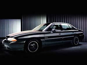 Pontiac Bonneville 4 дв. седан Bonneville