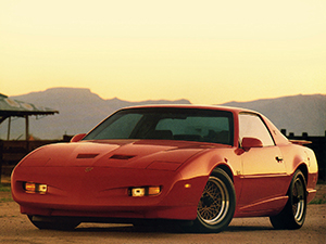 Pontiac Firebird 3 дв. купе Coupe