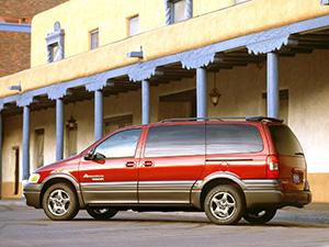 Pontiac Montana 5 дв. минивэн Montana