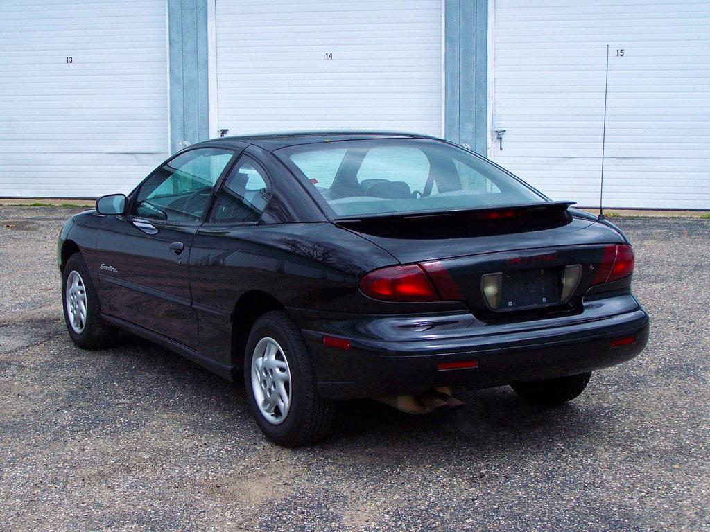 Pontiac (Понтиак) Sunfire 1995-2000 г.