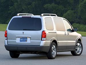 Pontiac Montana 5 дв. минивэн SV6