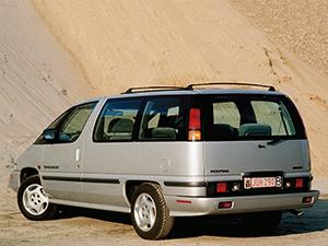 Pontiac Trans Sport 4 дв. минивэн Trans Sport