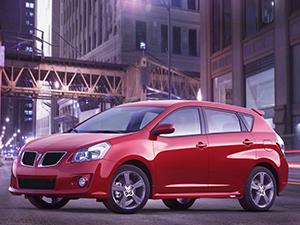 Pontiac Vibe 5 дв. внедорожник Vibe