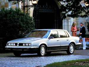 Технические характеристики Pontiac 6000