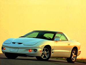 Технические характеристики Pontiac Firebird