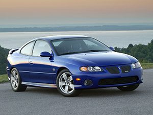 Технические характеристики Pontiac GTO