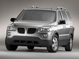 Технические характеристики Pontiac Montana