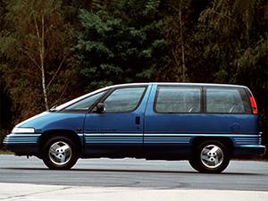 Технические характеристики Pontiac Trans Sport 3.8i-V6 1990-1996 г.