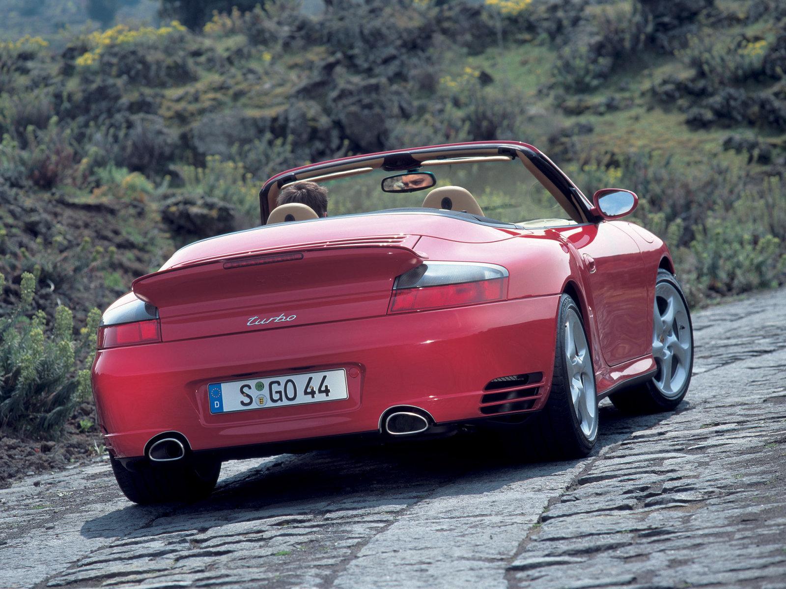 Porsche (Порше) 911 Carrera 2001-2006 г.