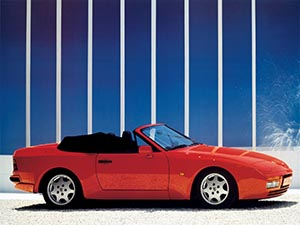 Porsche 944 2 дв. кабриолет Cabriolet