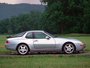 Porsche 968 3 дв. купе Coupe