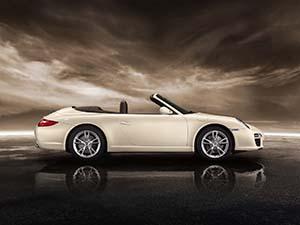 Porsche 911 2 дв. кабриолет Carrera