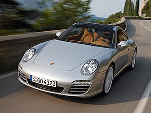 Porsche 911 2 дв. купе Coupe