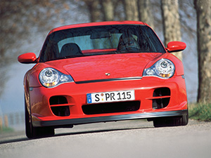 Porsche 911 2 дв. купе GT2 (996)