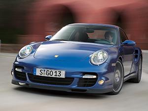 Porsche 911 2 дв. купе GT3 (997)