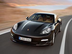 Porsche Panamera 4 дв. купе Panamera