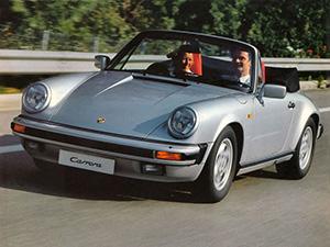 Porsche 911 2 дв. кабриолет Cabriolet