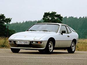 Porsche 924 3 дв. купе 924
