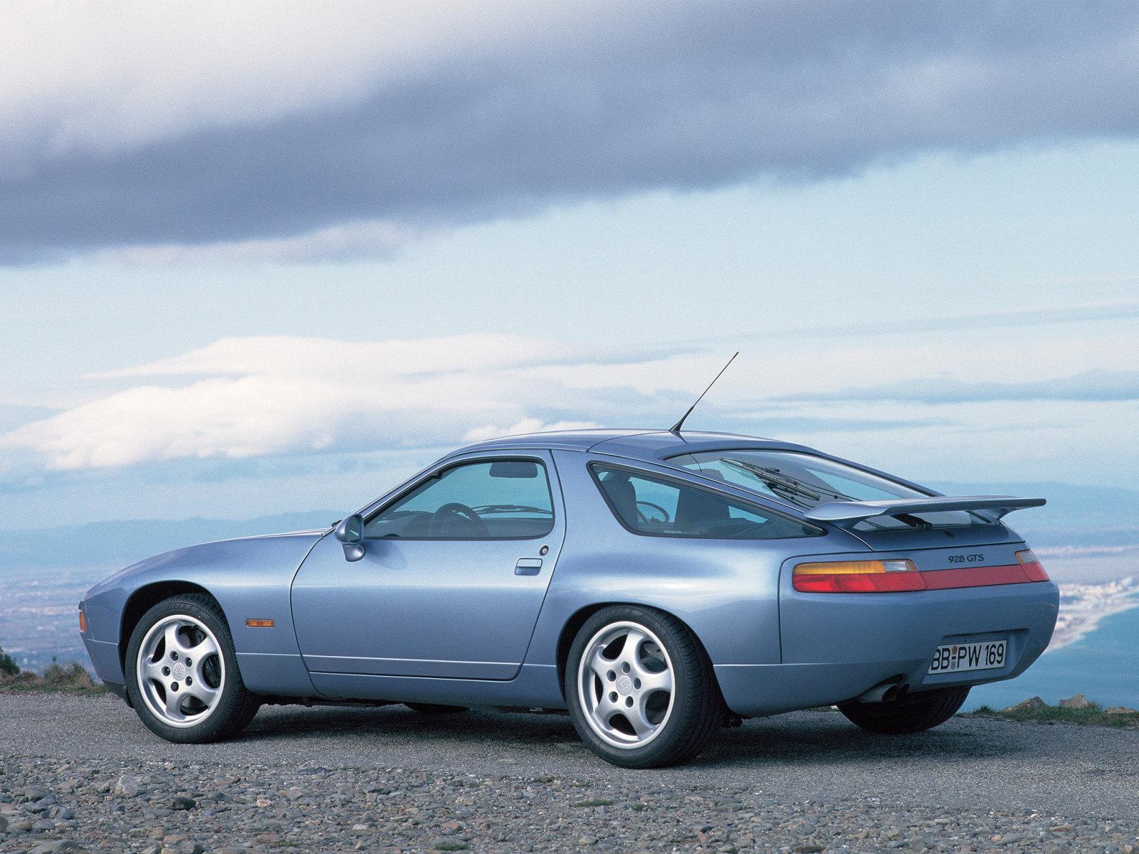 Porsche (Порше) 928 1979-1995 г.